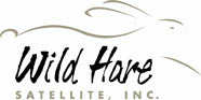 Logo, Wild Hare Satellite, Inc. - Mobile Satellite Company